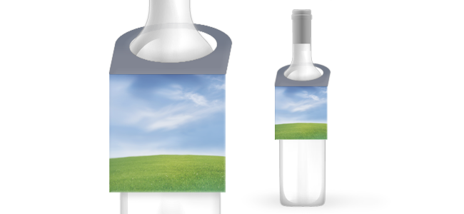 Wien-Druck - Flaschenanhaenger_Wien_schnell_preiswert_drucken