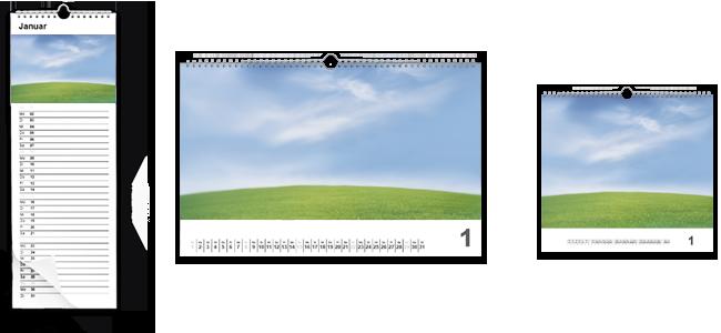 Wien-Druck - Wandkalender_Wien_schnell_preiswert_drucken